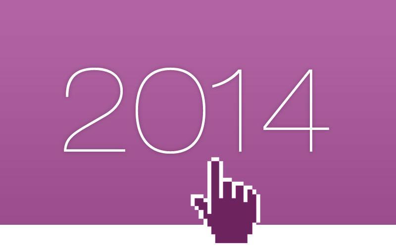 Webtrender for 2014